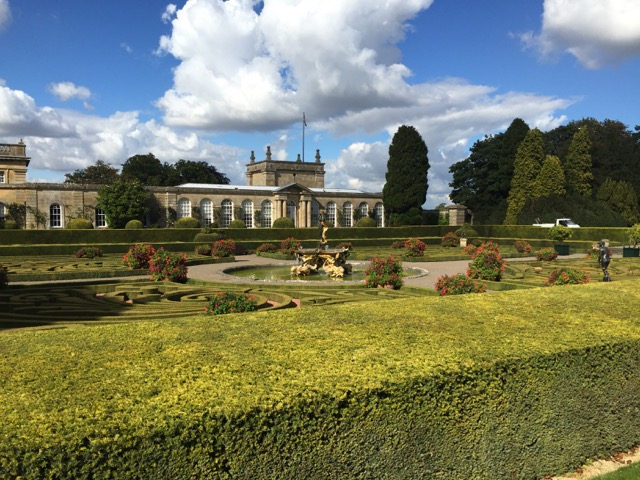 English gardens - Doug